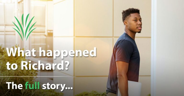 What happened to Richard? The full story.